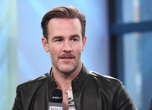 James Van Der Beek comes forward about his experience with sexual assault