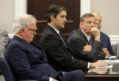 Ex-cop Michael Slager sentenced to 20 years in prison for shooting of unarmed black man