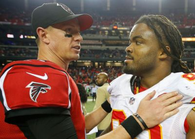 Falcons' defense should benefit from Poe's long journey to NFL