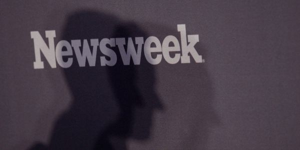 Newsweek offices were raided by the Manhattan district attorney