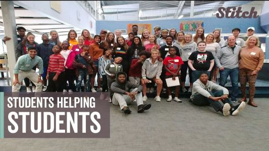 High school student launches tutoring, mentoring program to help his peers