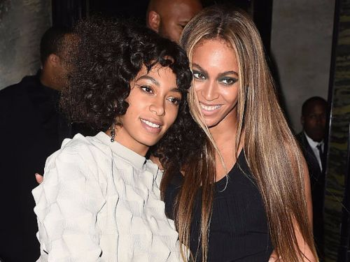 Beyoncé and Solange fell onstage at Coachella and recovered like pros