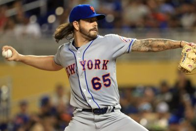 Robert Gsellman the latest Mets starter to head to the DL