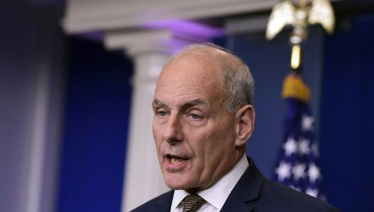 John Kelly didn't expect Trump to reveal Obama didn't call him after he lost his son: Report