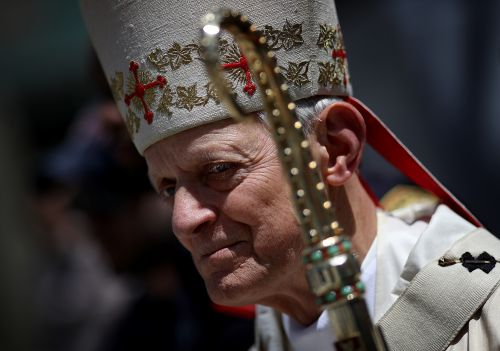 Pope Accepts Resignation of Washington Archbishop After Sex Abuse Coverup Claims
