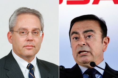 Nissan Chairman Ghosn, executive charged for underreporting pay