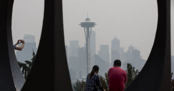 Venturing outside on a bad air-quality day? Here's how to do it safely