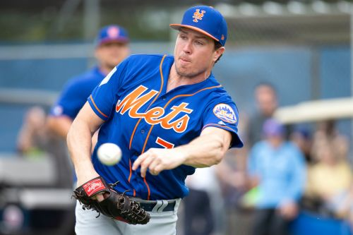 Ryan O'Rourke making a strong case to be on Mets' roster