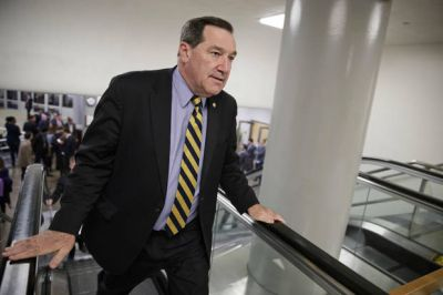 Indiana's Donnelly, a top GOP target, starts re-election bid