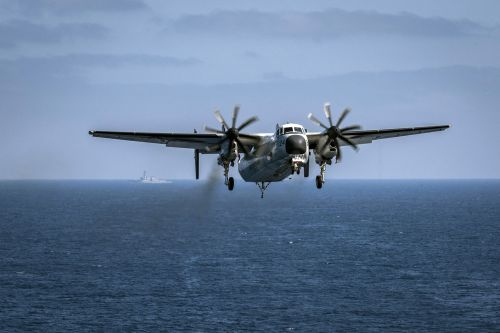 Navy suspends search for missing sailors after plane crash