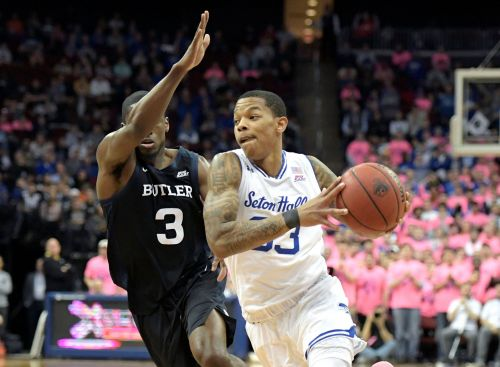 Open gym led to meteoric rise of Seton Hall's Shavar Reynolds Jr
