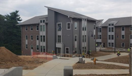 New university residence halls found unsafe, move-in not allowed, insurance commissioner says