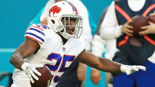 LeSean McCoy's ex-girlfriend alleges Bills RB abused son, files affidavit supporting Delicia Cordon