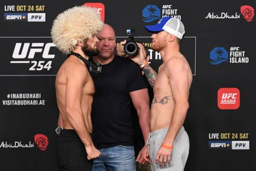 UFC 254 Khabib Nurmagomedov vs. Justin Gaethje: How to watch, fight card, schedule