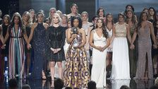 Larry Nassar Survivors Receive Arthur Ashe Courage Award At ESPYs