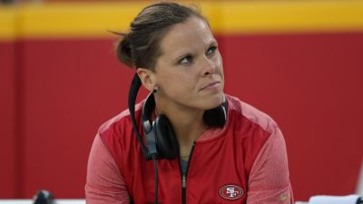 49ers assistant coach Katie Sowers becomes NFL's first openly LGBT coach