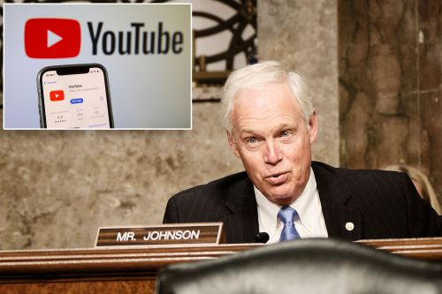 YouTube suspends GOP Sen. Ron Johnson for 7 days over COVID treatment video