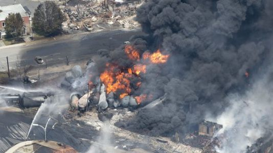 Jury Acquits Railroad Employees In Lac Megantic Fire Disaster
