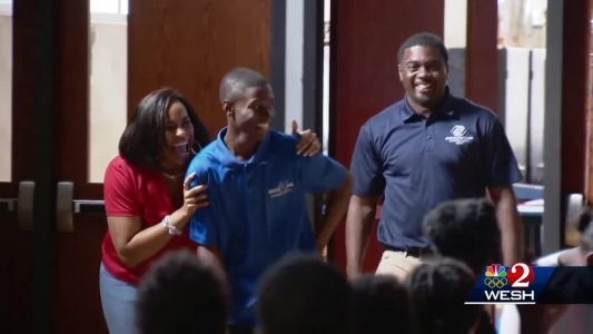 Boys & Girls Clubs role model tells kids: 'You can achieve anything'