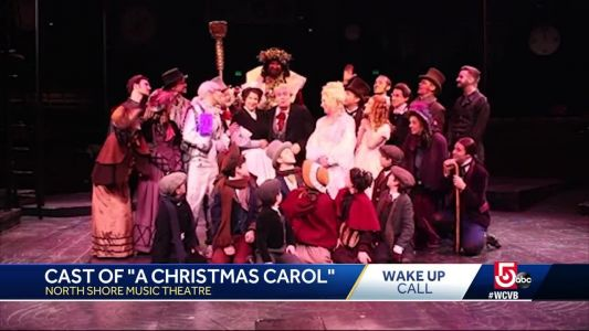 Wake Up Call from North Shore Music Theatre