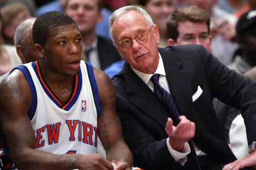 Nate Robinson: Larry Brown bullied me to tears