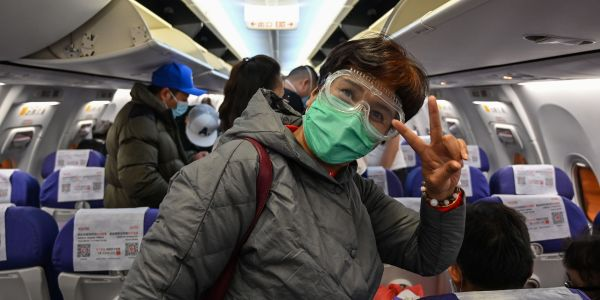 Airlines in China are selling tickets for as low as $4 during the coronavirus outbreak