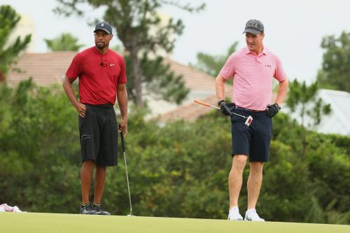 Tiger Woods, Peyton Manning beat Phil Mickelson, Tom Brady in The Match
