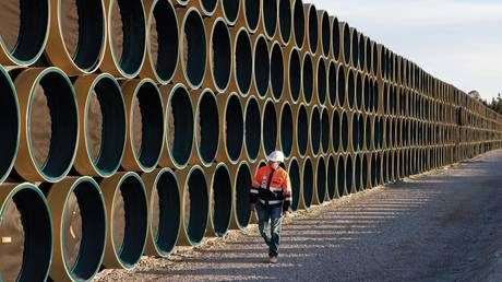 Russian gas supplies to Europe via Nord Stream pipeline hit record highs