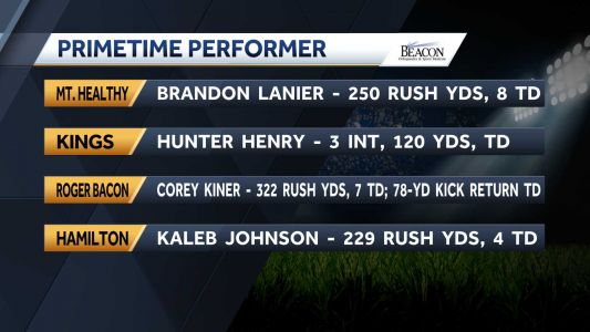 Vote for this week's Primetime Performer: Oct. 18