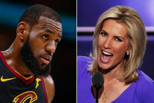 LeBron disses Fox News Host over 'shut up and dribble' comment