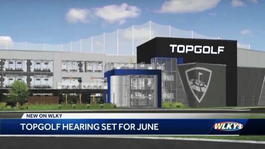 Hearing to discuss Topgolf set for June
