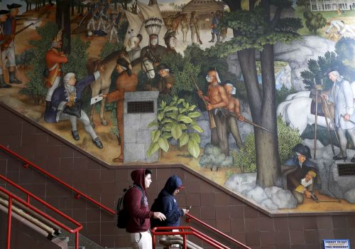 Brian T. Allen: Anti-art fools in San Francisco try to remove anti-racist mural