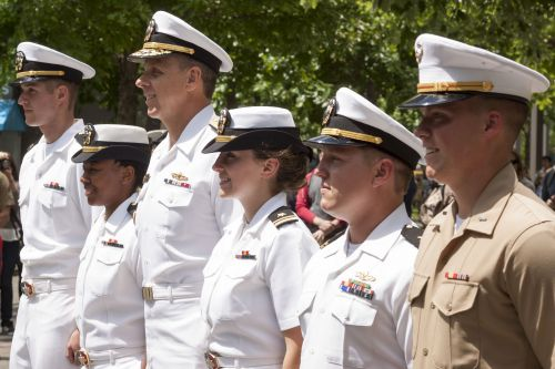 A hairy issue: Sailors tell the US Navy, 'We want beards'