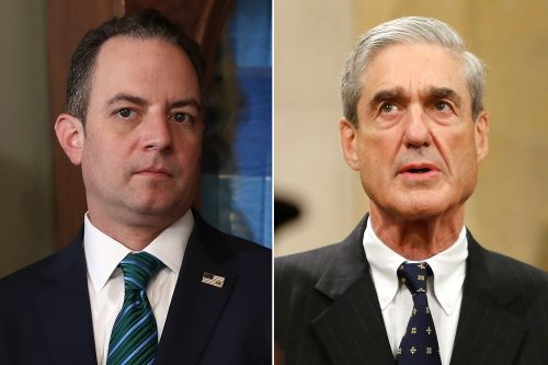 Priebus interviewed by Mueller's investigative team