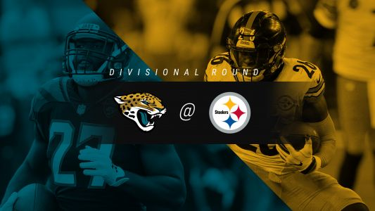 Steelers vs. Jaguars: Live updates from divisional playoff game in Pittsburgh