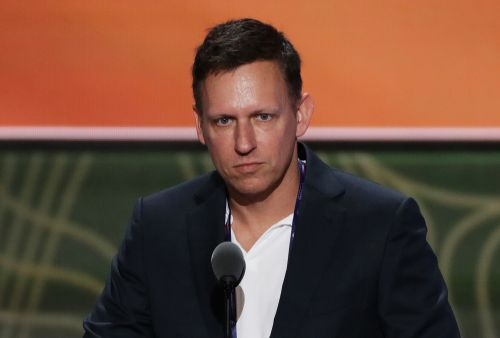 Peter Thiel may be looking to buy Gawker