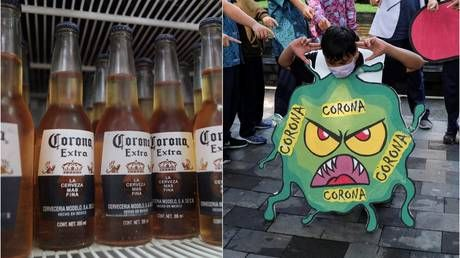 Nearly 2 in 5 Americans won't buy Corona BEER over virus concerns - survey