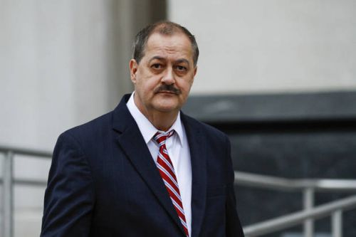 Convicted ex-coal CEO to start US Senate bid with town hall