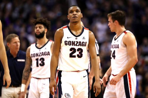 Betting realities catching up to Gonzaga and Villanova