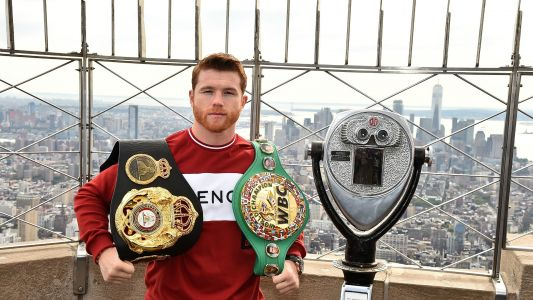 Canelo Alvarez talks rematch with Floyd Mayweather, 'GGG' trilogy and fighting at MSG
