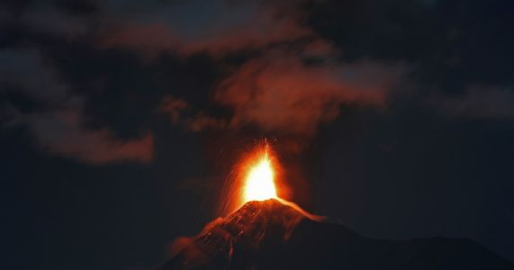 Evacuations urged near Guatemala's erupting Volcano of Fire