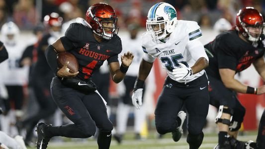 D'Eriq King injury update: Houston QB to miss rest of season with torn meniscus, report says