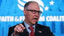 Scott Pruitt Made Just 1 Phone Call To White House From His $43,000 Booth: Report