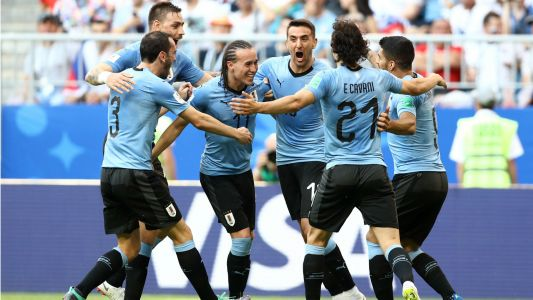 World Cup 2018: Luis Suarez, Edinson Cavani lead Uruguay to 3-0 victory over host Russia