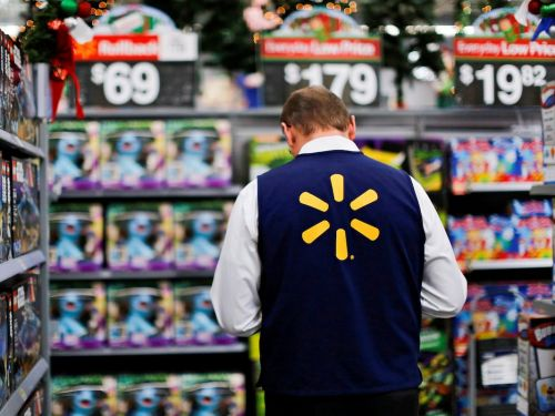 Walmart and Target are facing a lawsuit from the NY attorney general on allegations they sold toys that were contaminated with lead