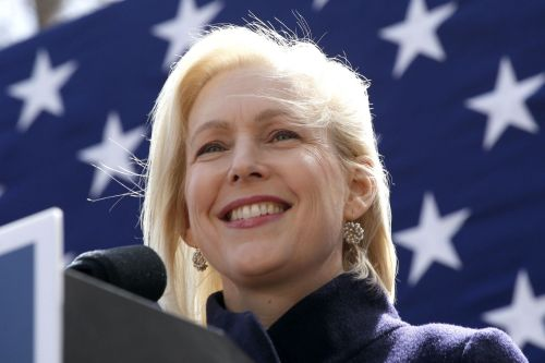 Gillibrand kicks off 2020 campaign by calling Trump a 'coward'