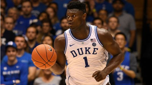 Warriors' Stephen Curry praises Duke star Zion Williamson: 'He's unreal'