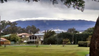 Up to a foot more snow expected for Hawaii mountaintops