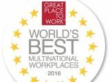 SAS ranks No. 2 in global Great Place to Work list