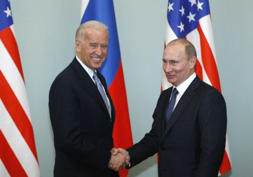 In first call with Putin as president, Biden presses on Navalny's arrest